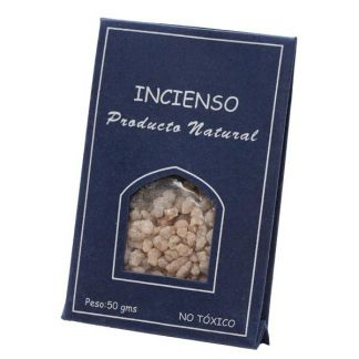 Incienso en Grano Resina de Incienso (Olíbano) Auroshikha - 50 gramos