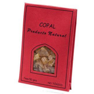 Incienso en Grano Resina de Copal Auroshikha - 50 gramos