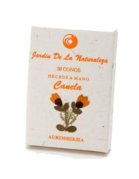 Incienso Canela (Jardín de la Naturaleza) - 20 conos