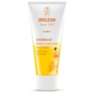 Crema Pañal de Caléndula  Bebé y Niño Weleda - 75 ml.