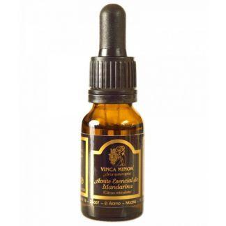 Aceite Esencial de Mandarina Vinca Minor - 17 ml.