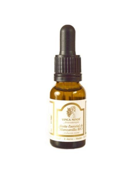 Aceite Esencial de Manzanilla Bio Vinca Minor - 17 ml.