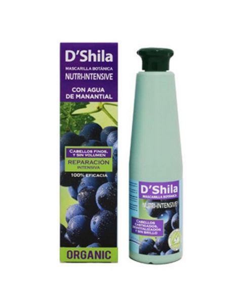 Mascarilla Nutri-Intensive D'Shila - 300 ml.