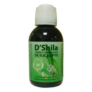 Champú Concentrado de Eucalipto D'Shila - 50 ml.