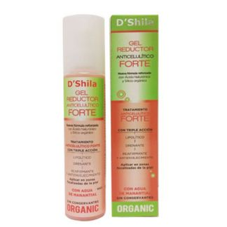 Gel Reductor Anticelulítico Forte D'Shila - 200 ml.