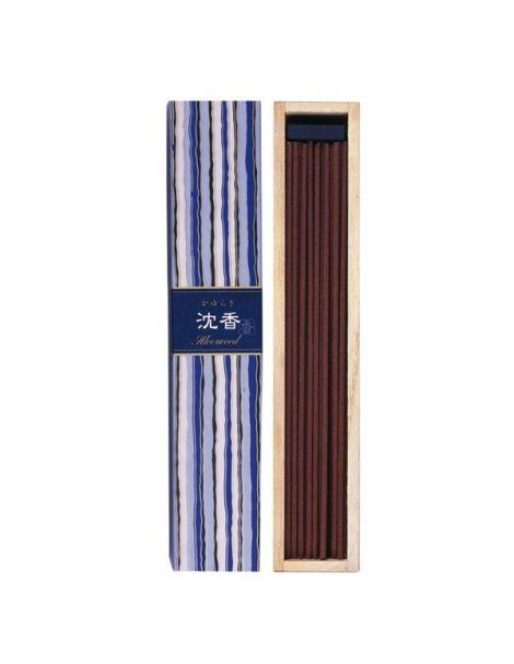Incienso Aloe Kayuragi - caja 40 barritas