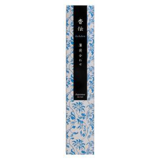 Incienso Menta Japonesa Kohden - caja 40 barritas