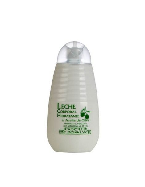 Leche Corporal Hidratante de Aceite de Oliva Castillo de Peñalver - 500 ml.