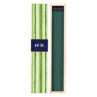Incienso Té Verde Kayuragi - caja 40 barritas