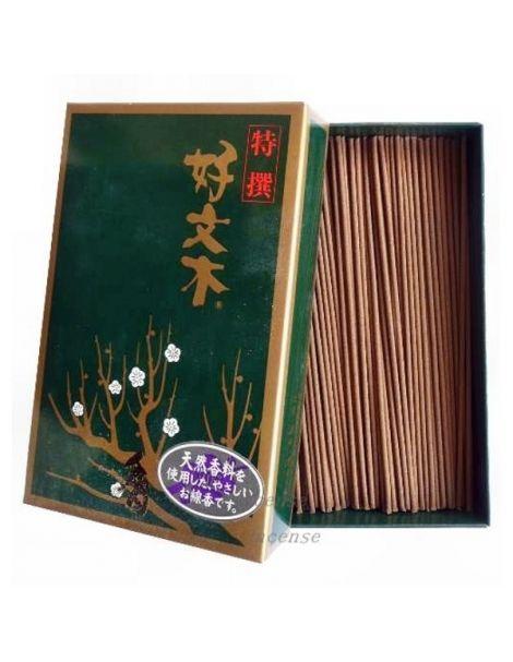 Incienso Excellent Kobunboku Baieido - caja 480 barritas