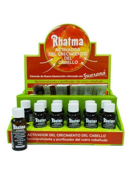 Loción Activadora del Crecimiento del Cabello Rhatma - 30 ml.
