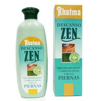 Emulsión Piernas Cansadas - Descanso Zen Rhatma - 250 ml.
