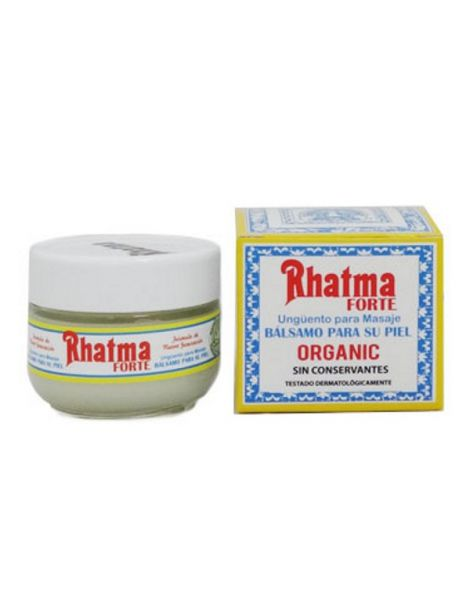 Ungüento Forte Rhatma - 50 ml.