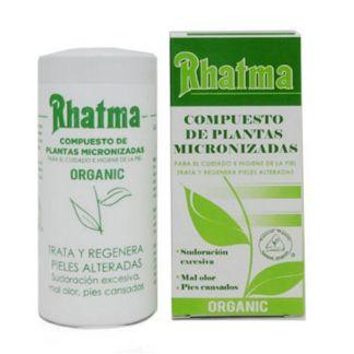Desodorante Micronizado de Plantas Rhatma - 75 gramos