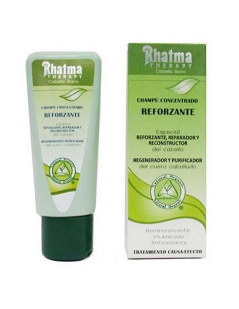 Champú Concentrado Reforzante Rhatma - 100 ml.
