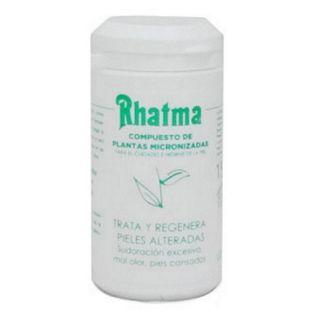 Desodorante Micronizado de Plantas Rhatma - 15 gramos
