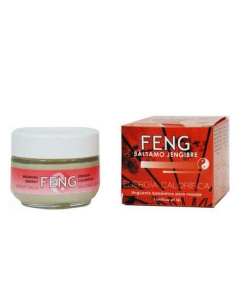 Ungüento Bálsamo de Jengibre Feng - 50 ml.