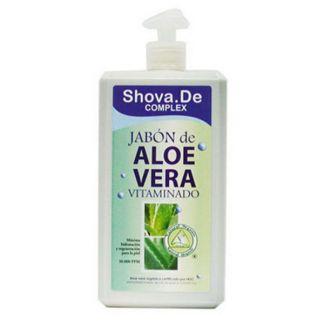Jabón de Aloe Vera Complex Shova.De - 1000 ml.
