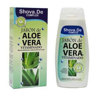 Jabón de Aloe Vera Complex Shova.De - 250 ml.