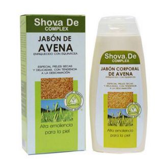 Jabón de Avena Shova.De - 250 ml.