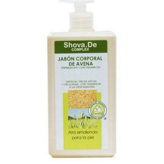 Jabón de Avena Shova.De - 1000 ml.