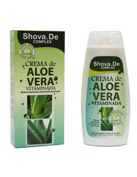 Crema de Aloe Vera Complex Shova.De - 250 ml.