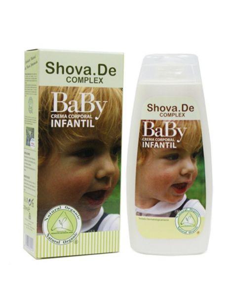 Crema Corporal Infantil Baby Shova.De - 250 ml.
