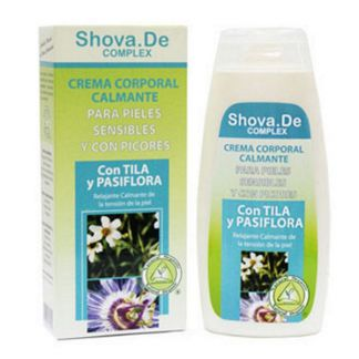 Crema Corporal Calmante para Pieles Sensibles y Picores Shova.De - 250 ml.