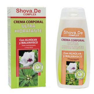 Crema Corporal Ultra-Hidratante Shova.De - 250 ml.