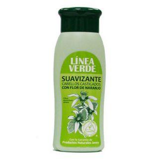Suavizante para Cabellos Castigados Línea Verde - 350 ml.