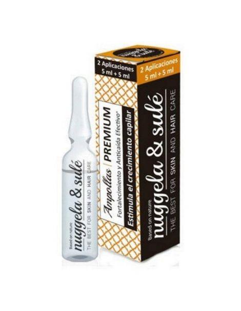 Ampolla Capilar Anticaída Nuggela & Sulé - 10 ml.