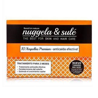 Pack Ampollas Capilares Anticaída Intensivo Nuggela & Sulé - 10 ampollas