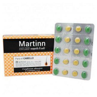 Martinn Nutrientes para el Cabello Nuggela & Sulé - 30 + 30 comprimidos
