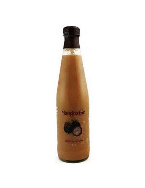Zumo de Mangostán Concentrado Eco Sonnemacht - 500 ml.