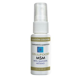 Cellfood MSM - 30 ml.