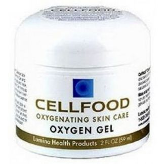 Gel de Oxígeno Cellfood - 59 ml.