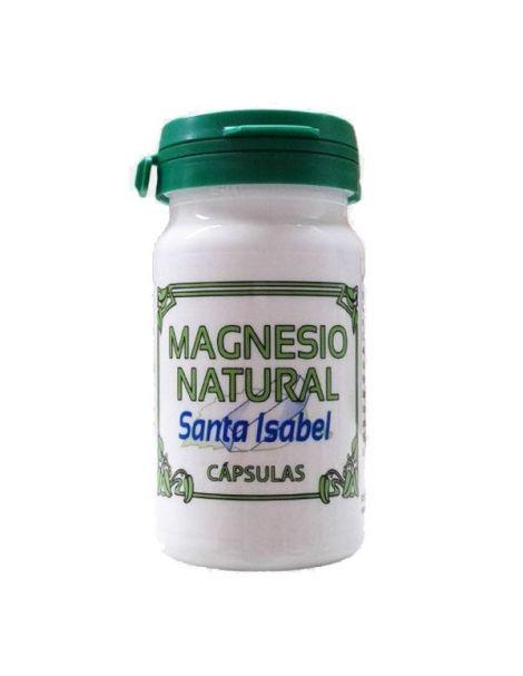 Magnesio Natural Santa Isabel - 90 cápsulas