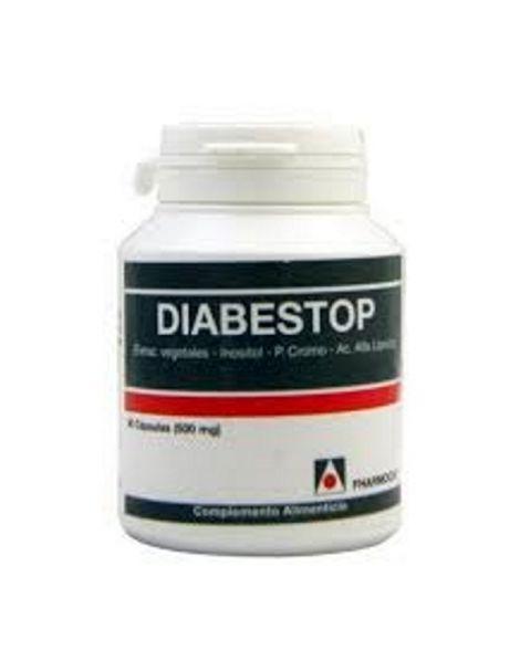 Diabestop Fharmocat - 90 cápsulas