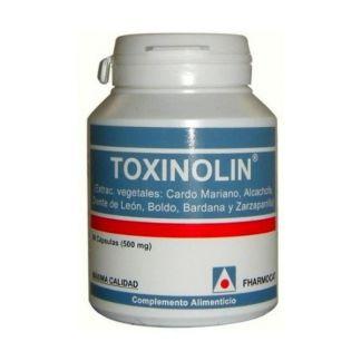 Toxinolin Fharmocat - 90 cápsulas