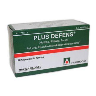Plus Defens Fharmocat - 40 cápsulas