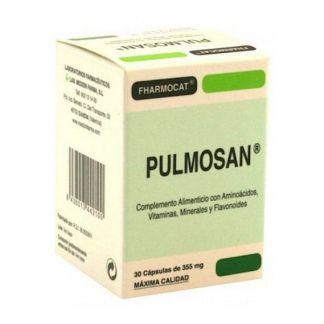Pulmosan Fharmocat - 30 cápsulas