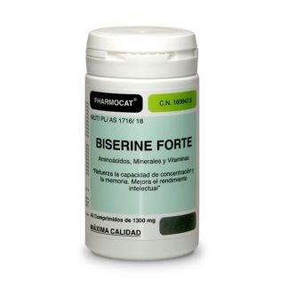 Biserine Forte Fharmocat - 40 comprimidos