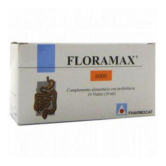 Floramax 6000 Fharmocat - 10 viales