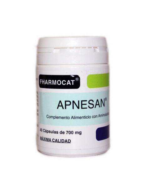 Apnesan Fharmocat - 40 cápsulas