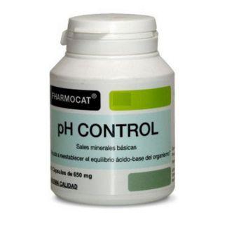 pH Control Fharmocat - 60 cápsulas
