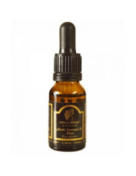Aceite Esencial de Pino Vinca Minor - 17 ml.
