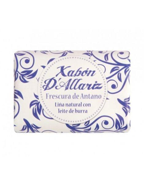 Jabón de Leche de Burra y Karité Frescura de Antaño Xabón D´Allariz - 100 gramos