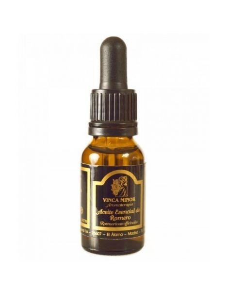 Aceite Esencial de Romero Vinca Minor - 17 ml.
