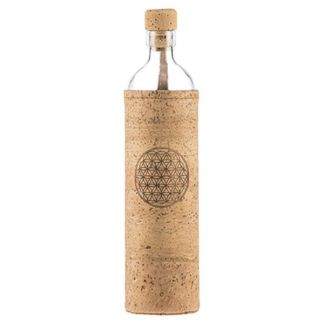 Botella Flaska Flor de la Vida - 500 ml.