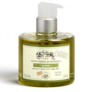 Jabón Líquido de Marsella Natural Aceite de Oliva Bio - 330 ml.